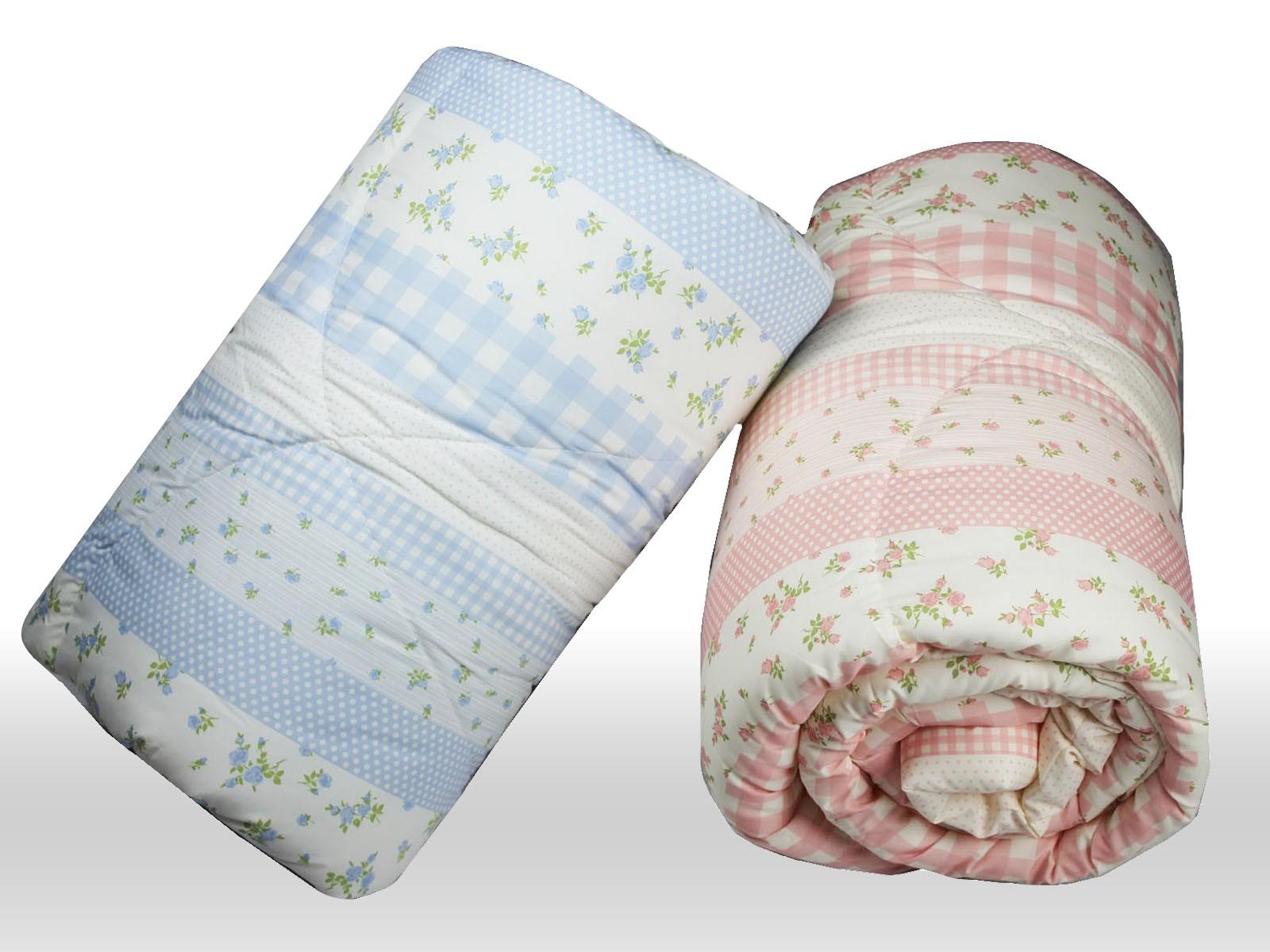 RueHong(棉被) -MIT台灣製鋪棉冷氣被/四季被-花香物語
