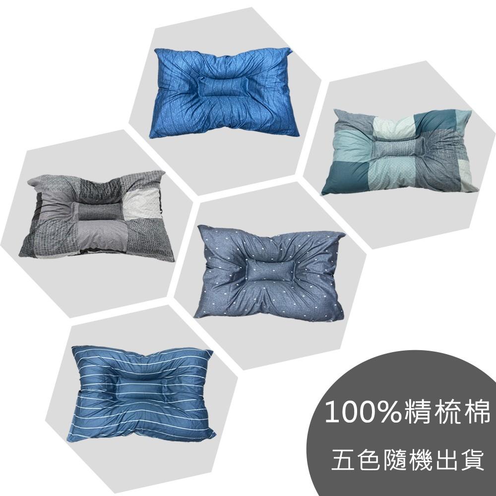 RueHong(枕頭)-【買一組送一組】MIT台灣製人體工學防螨抗菌止鼾枕-(枕心+枕套)1組
