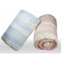 RueHong(棉被) -鋪棉冷氣被/四季被-花香物語